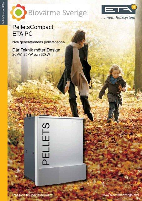 PELLETS - Biovärme Sverige AB