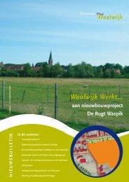 nieuwsbrief september - Gemeente Waalwijk