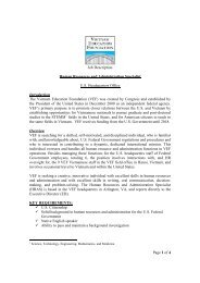 Page 1 of 4 Job Description Human Resources and Administration ...