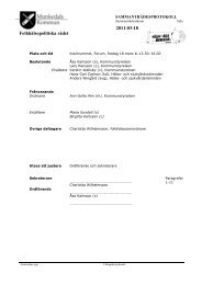 Protokoll 2011-03-18.pdf - Munkedals kommun