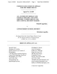 Brief of Appellant A.G. - Public Interest Law Center of Philadelphia