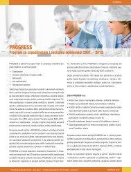 Programi Unije - Progress - Europska poduzetnička mreža Hrvatske