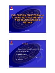 EXPLORATION STRATEGIES and ATTRACTING ... - CCOP