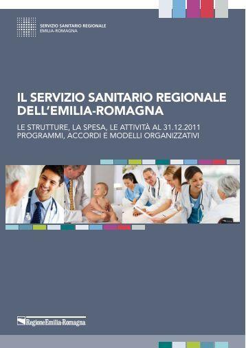 Il Servizio sanitario regionale dell'Emilia-Romagna. Le ... - Saluter