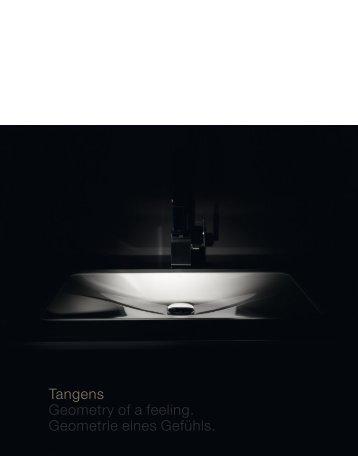Tangens Geometry of a feeling. Geometrie eines ... - KBB Gateway