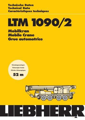 Mobilkran Mobile Crane Grue automotrice 52 m - Wagga Mobile ...