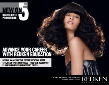 November 2010 - Redken Professional