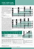 CETRIS® HOBBY PLANK – zásady práce s deskami - Page 2