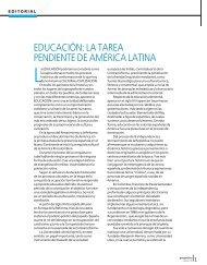 educación: la tarea pendiente de américa latina - Revista Perspectiva