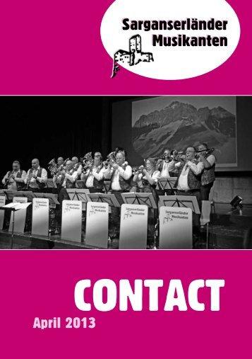 2013 - Sarganserländer Musikanten