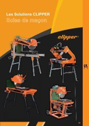 scies de maçon - Norton Construction Products