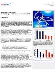 Kompletter Artikel als PDF - ElringKlinger Kunststofftechnik
