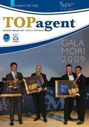 NOVIČKE FEBRUAR 2009 • LETO 10 ... - Agencija Mori doo