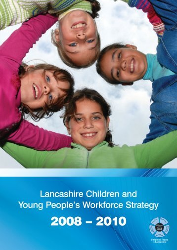 Lancashire Children and Young People's Workforce Strategy