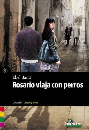 Rosario viaja con perros - Ebel Barat
