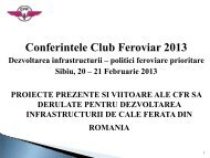 ManeaClubFeroviarFeb.. - Club Feroviar Conferences