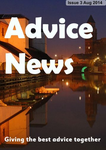 advice news issue 3