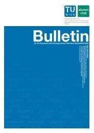Magazin Dezember 2013 - TUalumni
