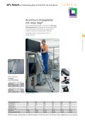 Anlegeleitern mit Stufen - FERESTA GmbH - Seite 3
