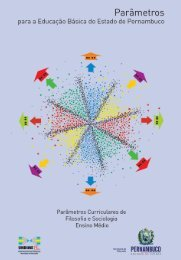 Filosofia e Sociologia (Ensino Médio) - Secretaria de Educação de ...