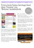 Hizkuntza-politiken Urtekaria 2012 - Erabili.com - Page 6