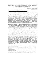 América Latina.Panorama global de su sistema tributario y ...