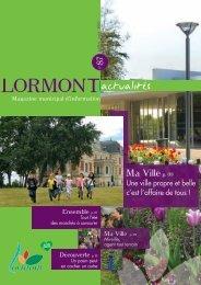 Lormont Actualités n°87