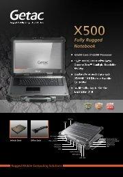 Documentation X500 - Camadis