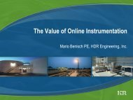 The Value of Online Instrumentation