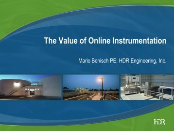 The Value of Online Instrumentation