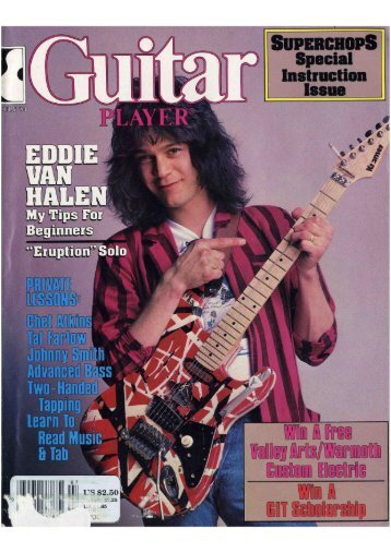 Guitar Player Magazine pdf - CAGED octaves