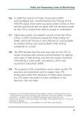 Policy for prosecuting cases of bad driving - Crown Prosecution ... - Page 4
