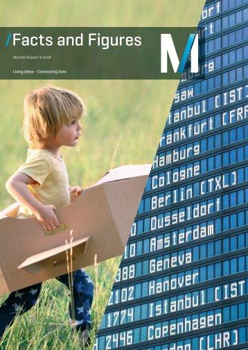 Facts and Figures 2012/2013 - Flughafen München