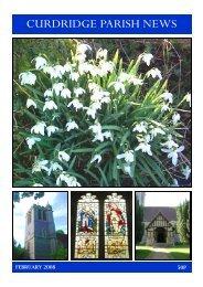 Feb 08 Website Curdridge Parish News - Hampshire County Council