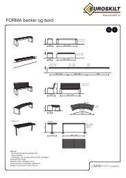 Produktblad - Euroskilt AS