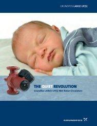 THE QUIET REVOLUTION - Grundfos