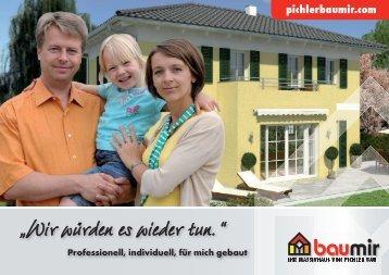 Katalog zum Downloaden... - Pichlerbaumir
