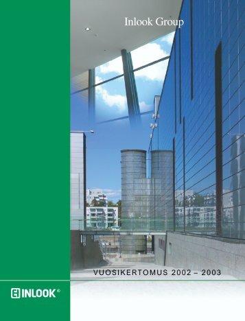 Vuosikertomus 2003 - Inlook