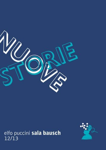 nuove storie 12/13 - Elfo Puccini