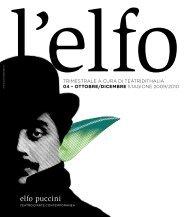 ubulibri - Teatro dell'Elfo - Elfo Puccini