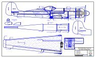 THE FOCKE WULF Ta 152 H1 1/12 Scale Combat Plane - RCGroups.com