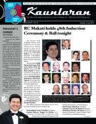 12 - Rotary Club of Makati