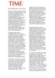 By Associated Press   Nov 6, 2012 (Greece – Athens) An online ...