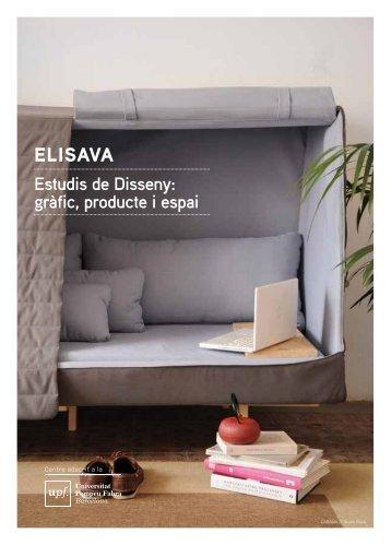 Tríptic Grau en Disseny (PDF 773.8 KB) - ELISAVA