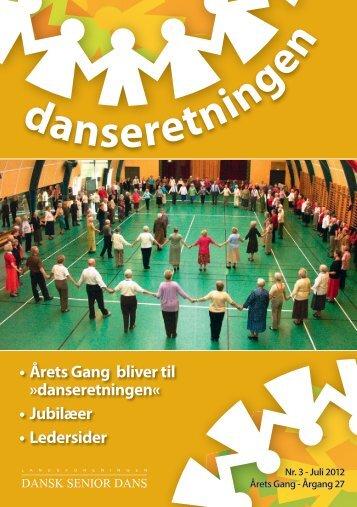 danseretningen - Landsforeningen Dansk Senior Dans