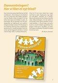danseretningen - Landsforeningen Dansk Senior Dans - Page 3