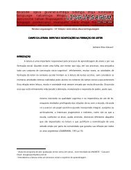 disputas e significações na formação do leitor, por Adriane Elisa ...