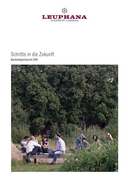 Schritte in die Zukunft - Leuphana Universität Lüneburg