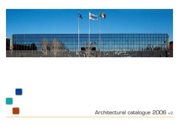 Architectural catalogue 2006 v.2
