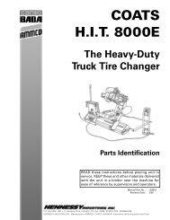 COATS H.I.T. 8000E - NY Tech Supply